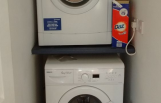 Room 2 washer and drier