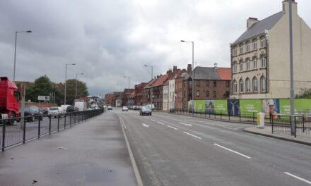 Czy doczekamy się w końcu remontu Castle Street?