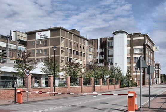 Historia marki Reckitt zaczyna się w Hull!