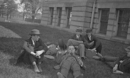 Koledż z historią: Hymers College w Hull