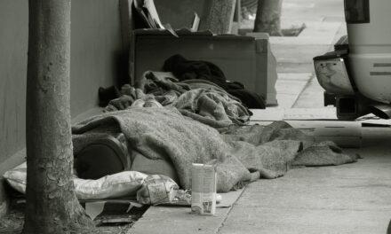 Pomoc dla osób bezdomnych w Hull
