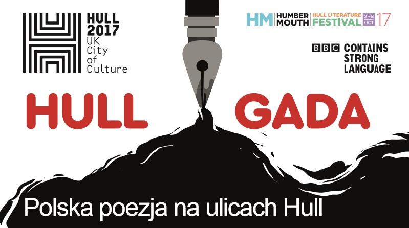 Hull Gada Sklep Ożywczy Polskie Wiersze Z Ulic Hull