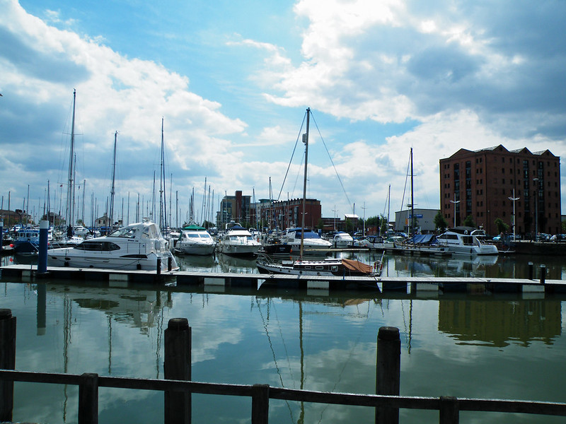 Hull Marina – przystań w Hull