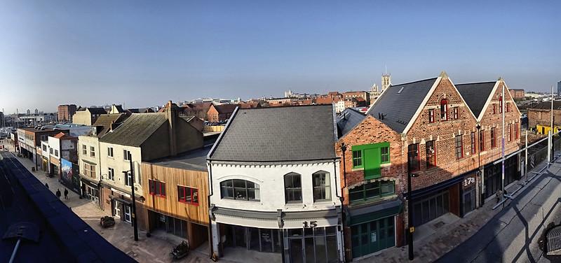 Najciekawsze ulice w Hull