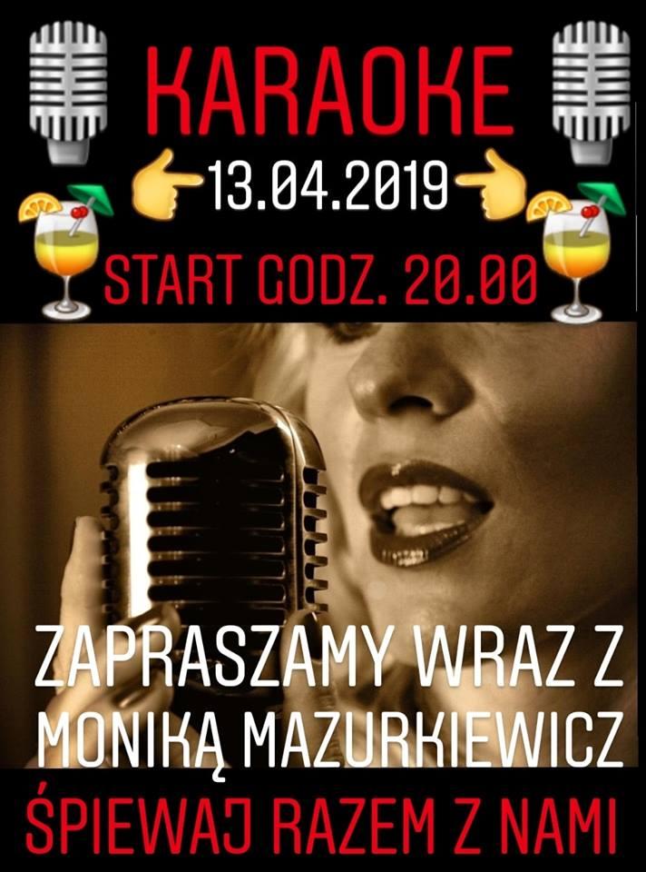 Zabawa Karaoke W Restauracji Polish Restaurant Kuchnia