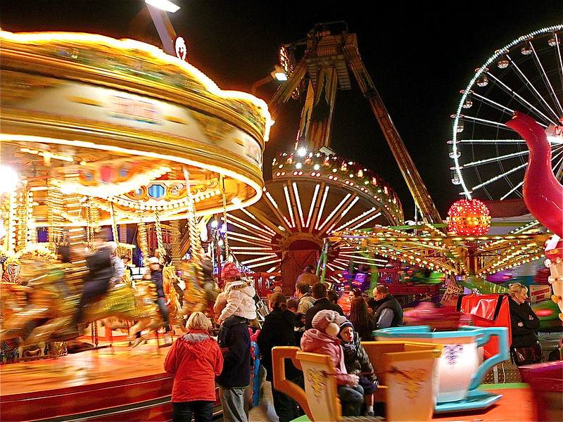 Historia Hull Fair