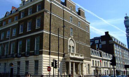 Polska ambasada i konsulaty w Wielkiej Brytanii