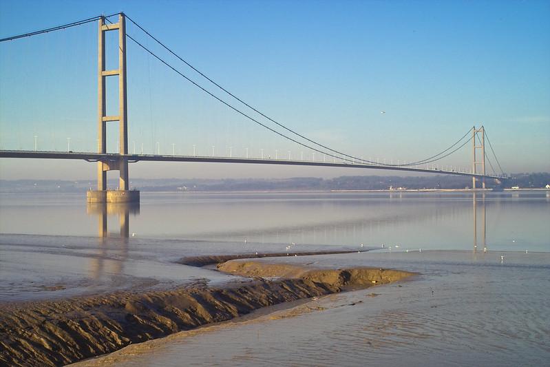 Most Humber Bridge zostanie zamknięty w najbliższy weekend!