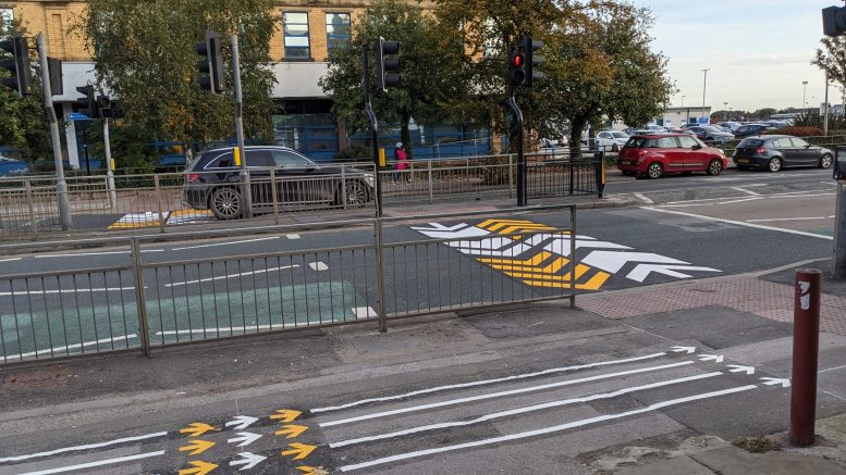 Nowe bezpieczniejsze przejścia w Hull?!